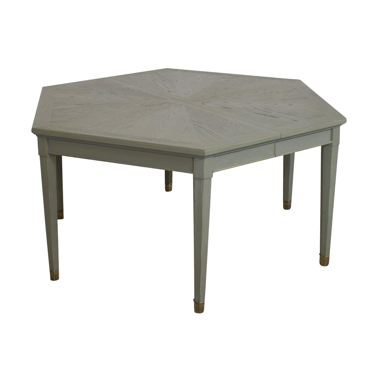 Stanley Furniture Soledad Promenade Leg Table Stanley Furniture