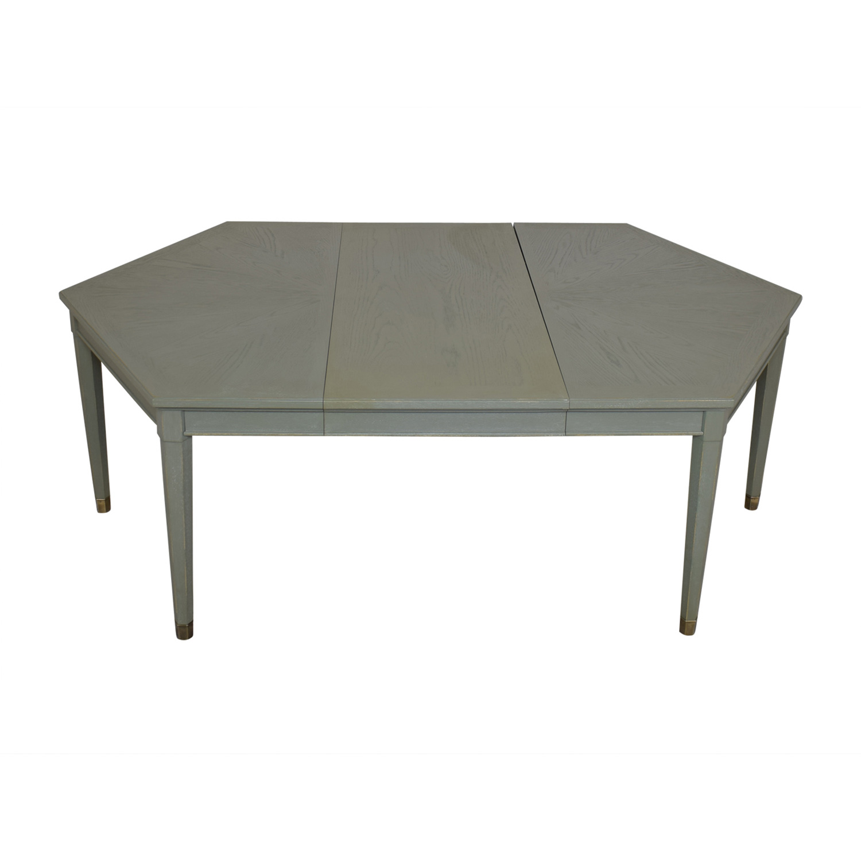 shop Stanley Furniture Soledad Promenade Leg Table Stanley Furniture