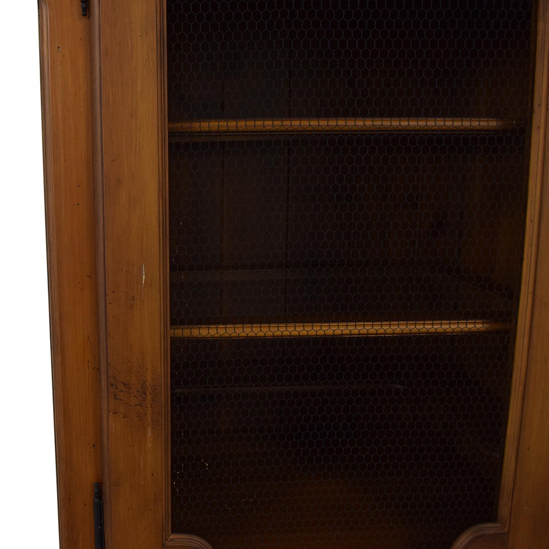 Kalanik Kalanik Wine Cabinet brown