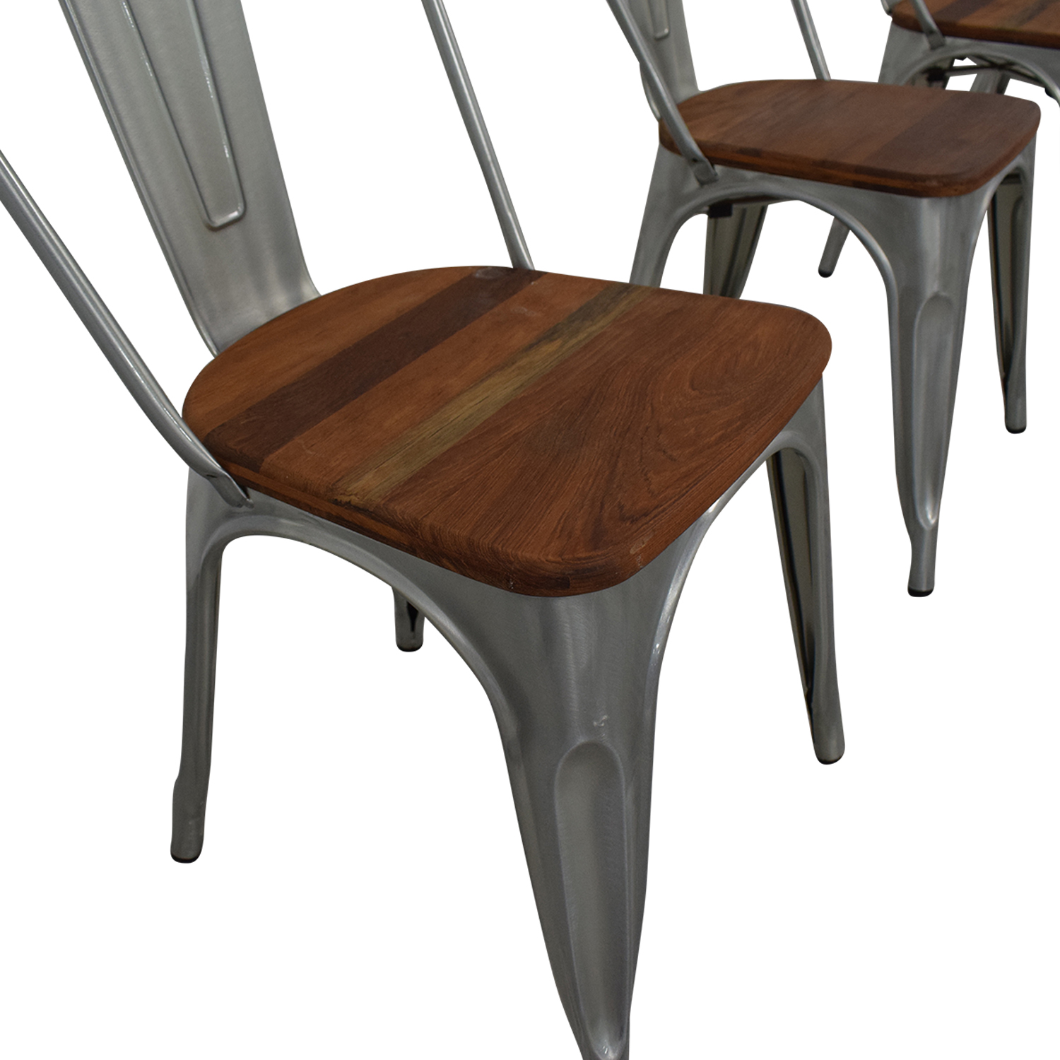 buy West Elm Industrial Side Chairs West Elm Chairs