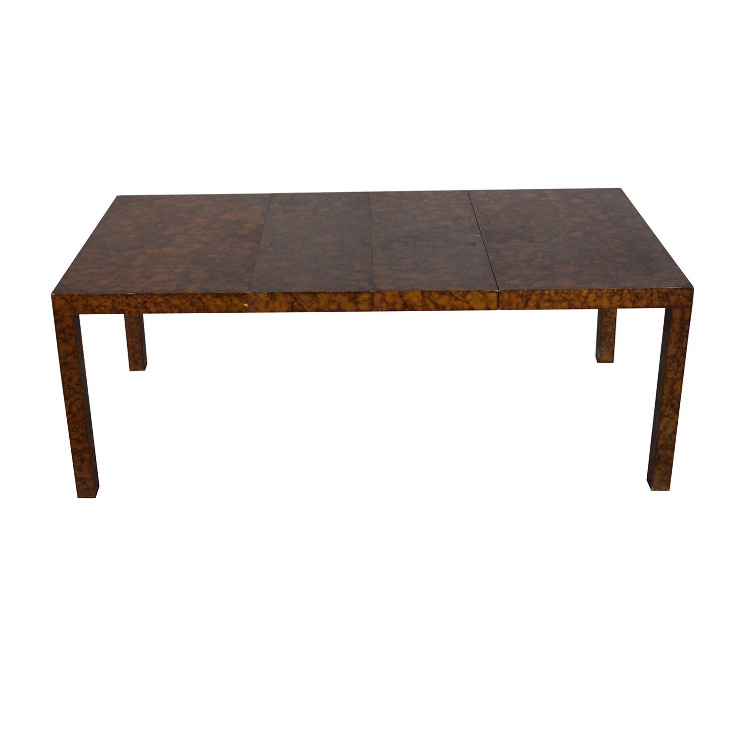 Directional Furniture Directional Furniture Milo Baughman Burl Parsons Dining Table nyc
