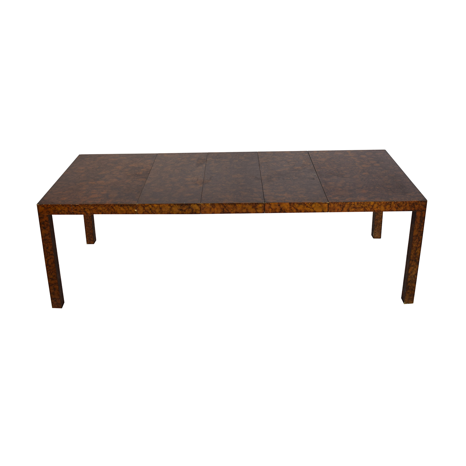 buy Directional Furniture Directional Furniture Milo Baughman Burl Parsons Dining Table online