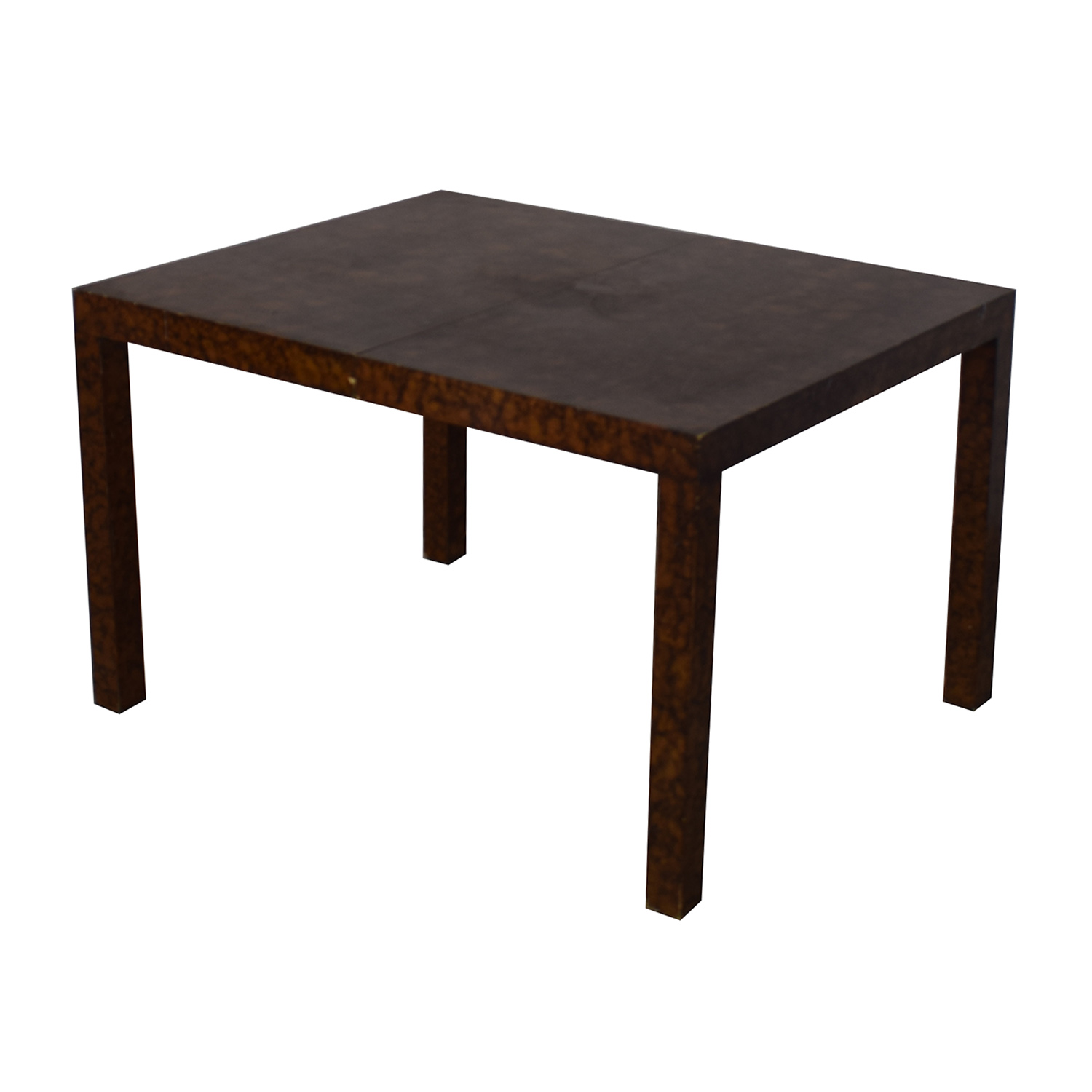 shop Directional Furniture Directional Furniture Milo Baughman Burl Parsons Dining Table online