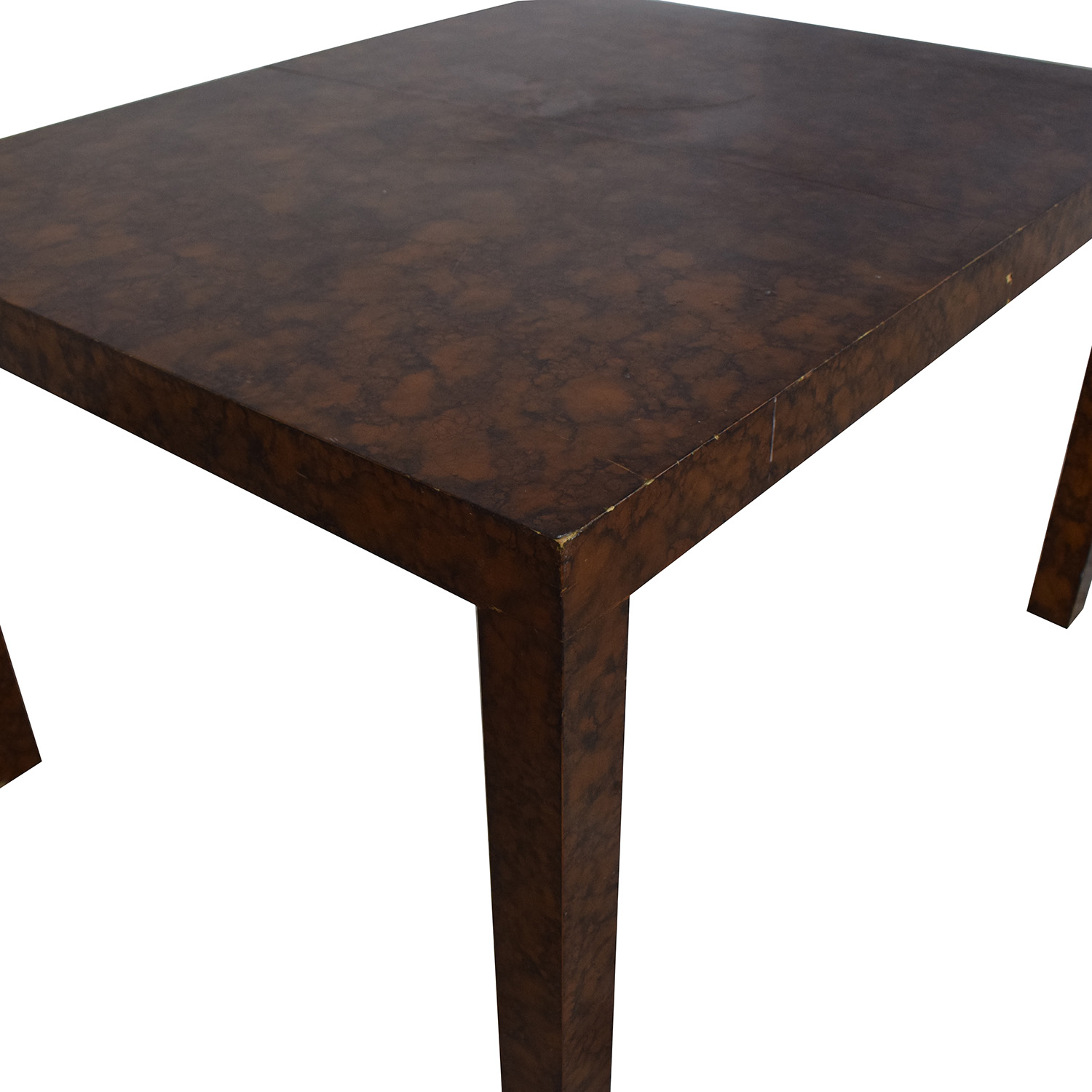 Directional Furniture Directional Furniture Milo Baughman Burl Parsons Dining Table