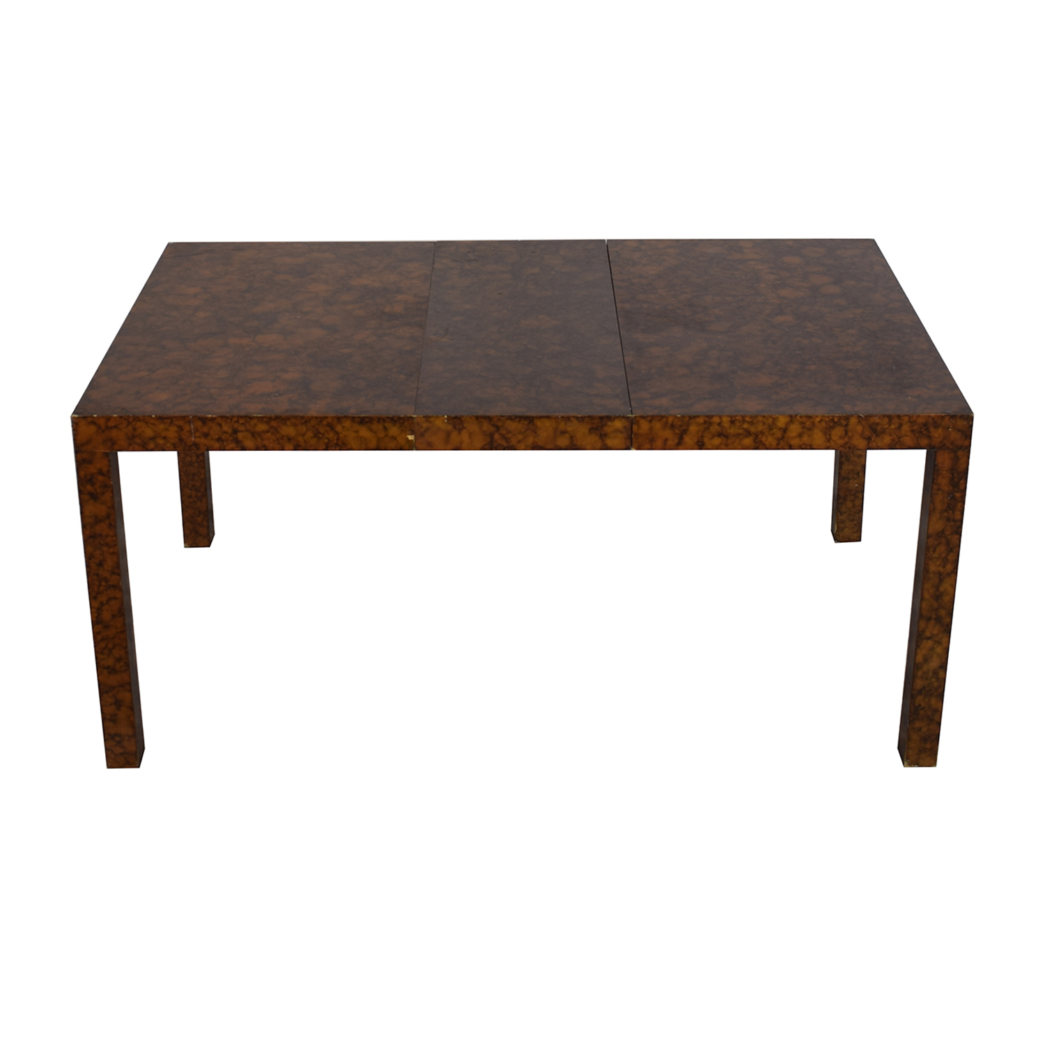 Directional Furniture Directional Furniture Milo Baughman Burl Parsons Dining Table price
