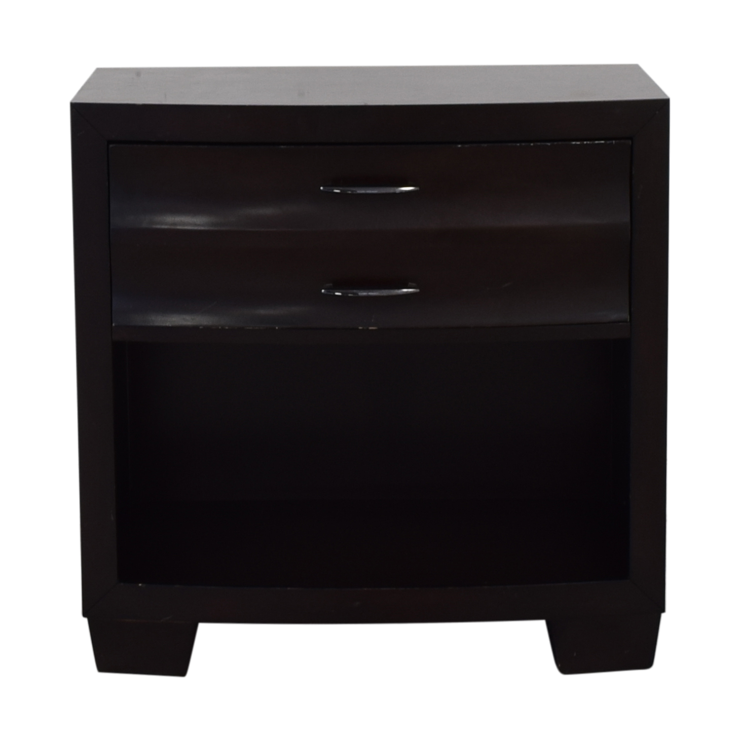 shop Macy's Macy's Dark Road End Table online