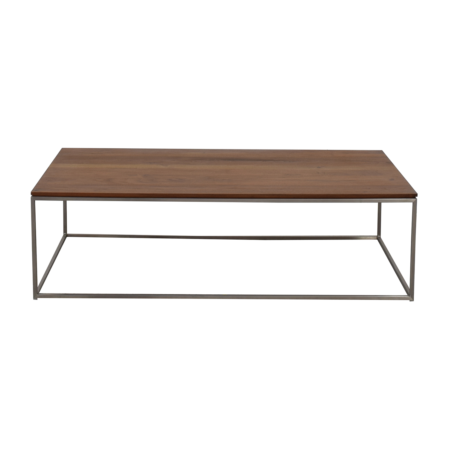 Crate & Barrel Crate & Barrel Frame Medium Coffee Table Coffee Tables