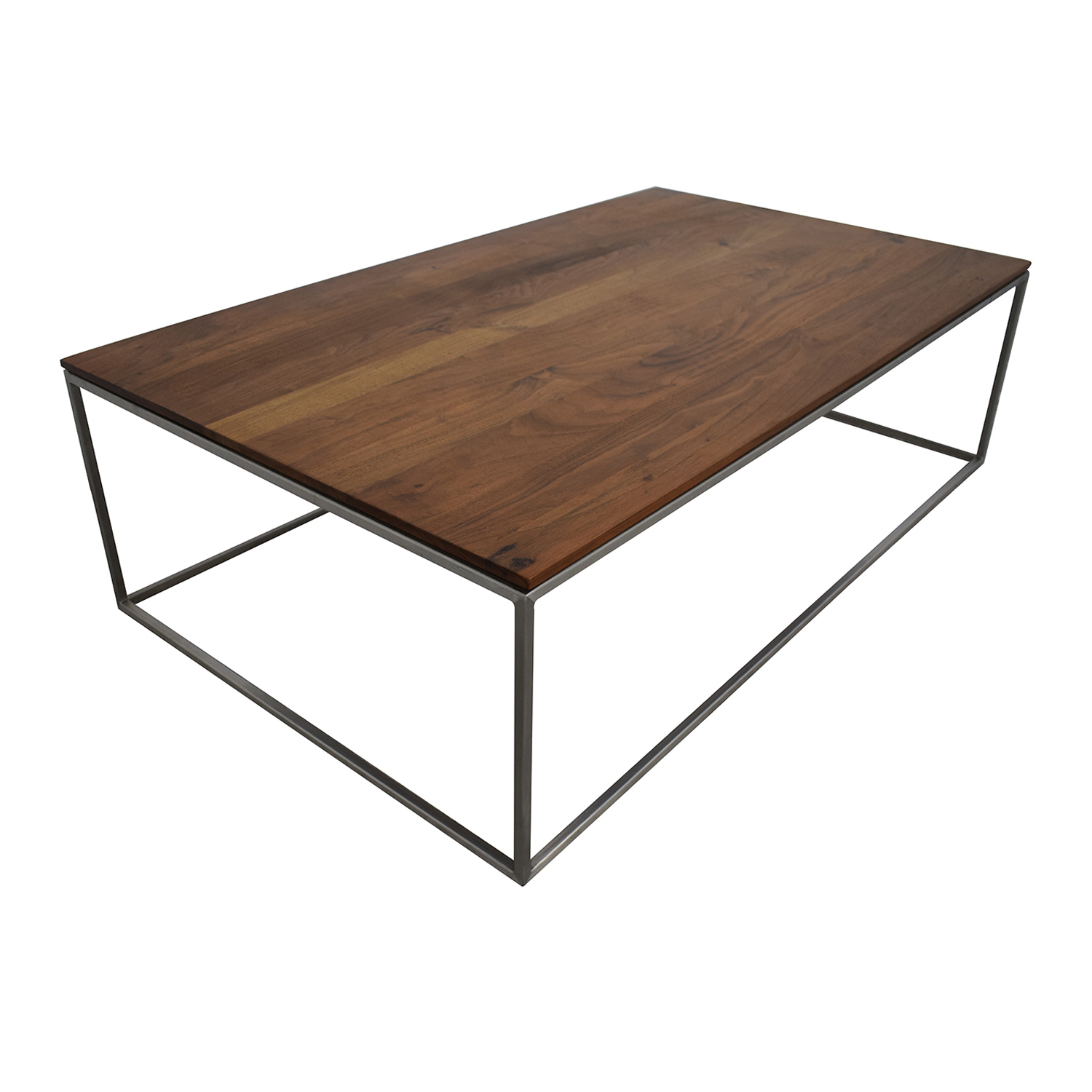 Crate & Barrel Crate & Barrel Frame Medium Coffee Table nyc