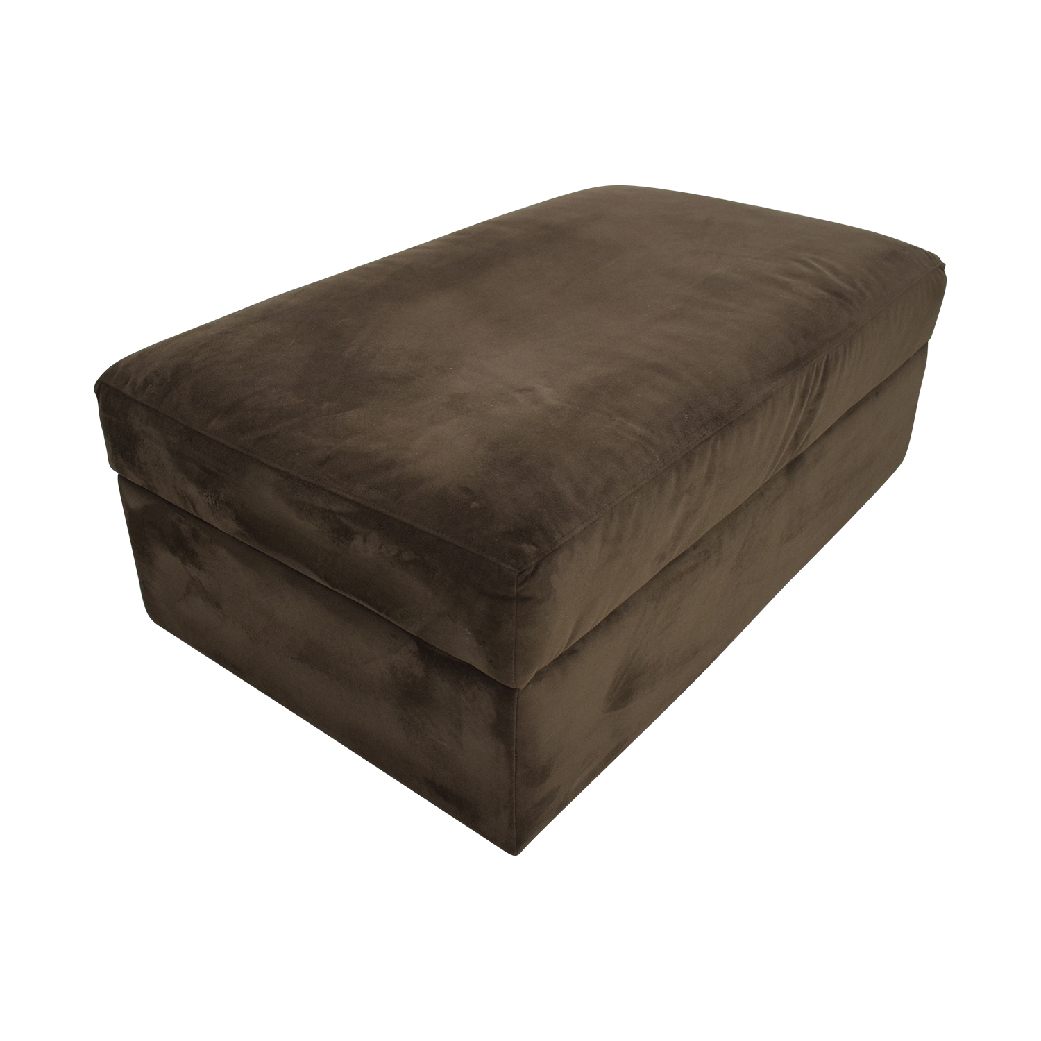 Crate & Barrel Crate & Barrel Storage Ottoman Ottomans