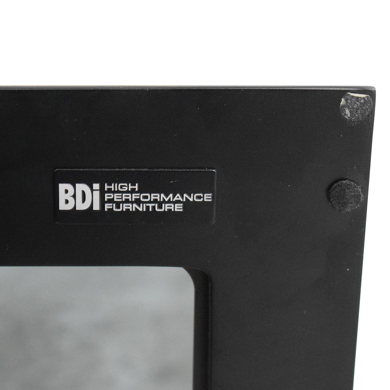 BDI Furniture BDI Furniture Media Cabinet Black