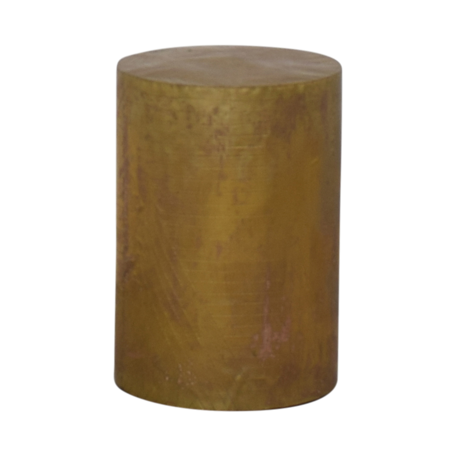 West Elm West Elm Metal Etched Side Table nyc