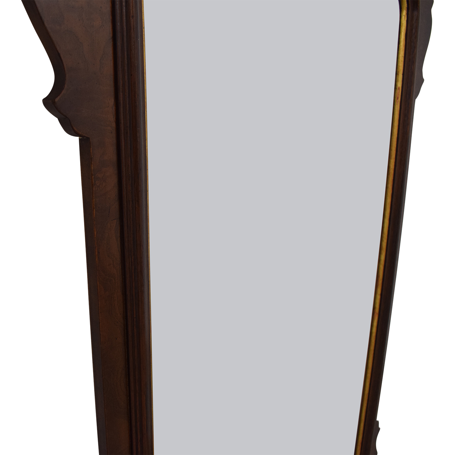 buy Henredon Mahogany Wall Mirror Henredon Furniture Decor