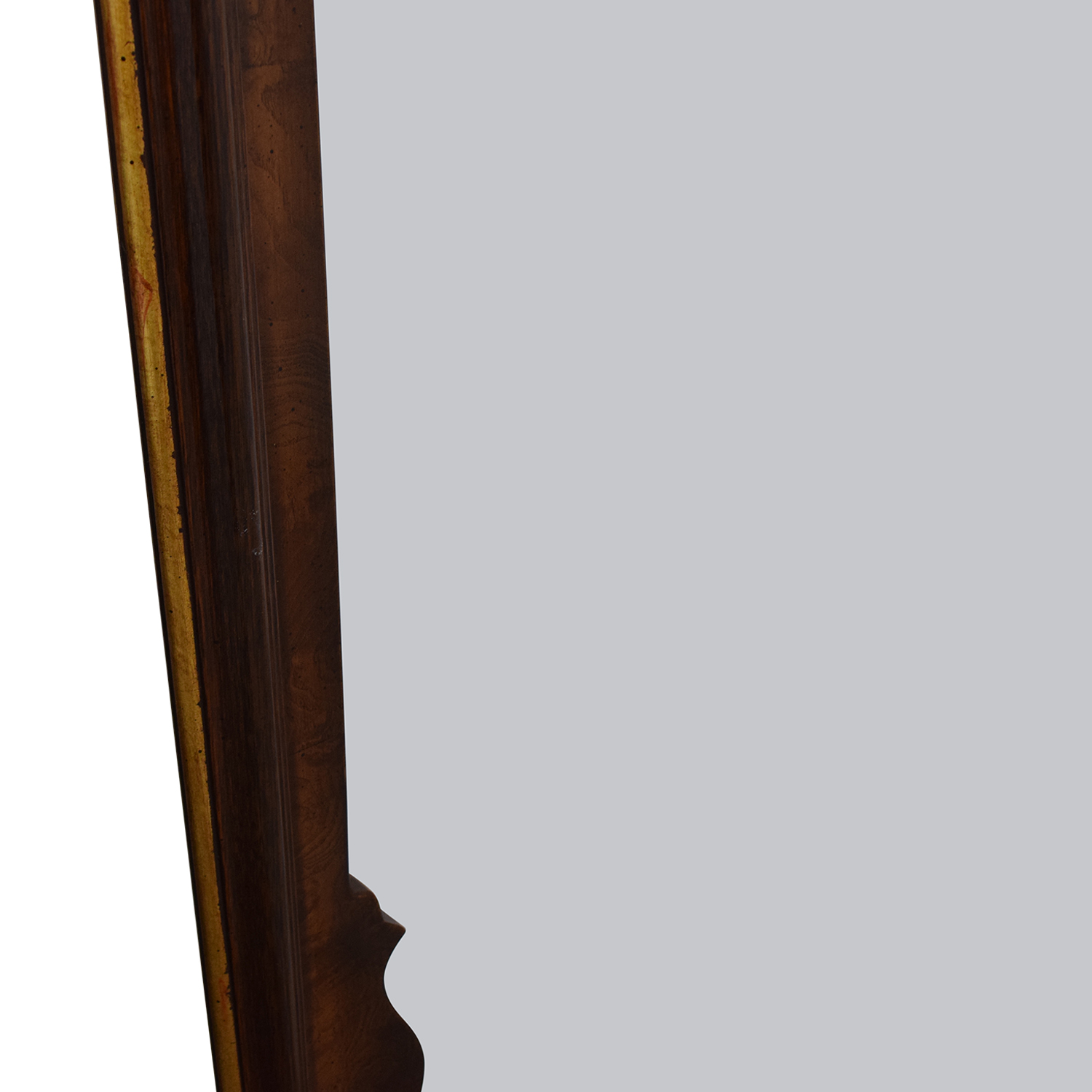 Henredon Furniture Henredon Mahogany Wall Mirror nj