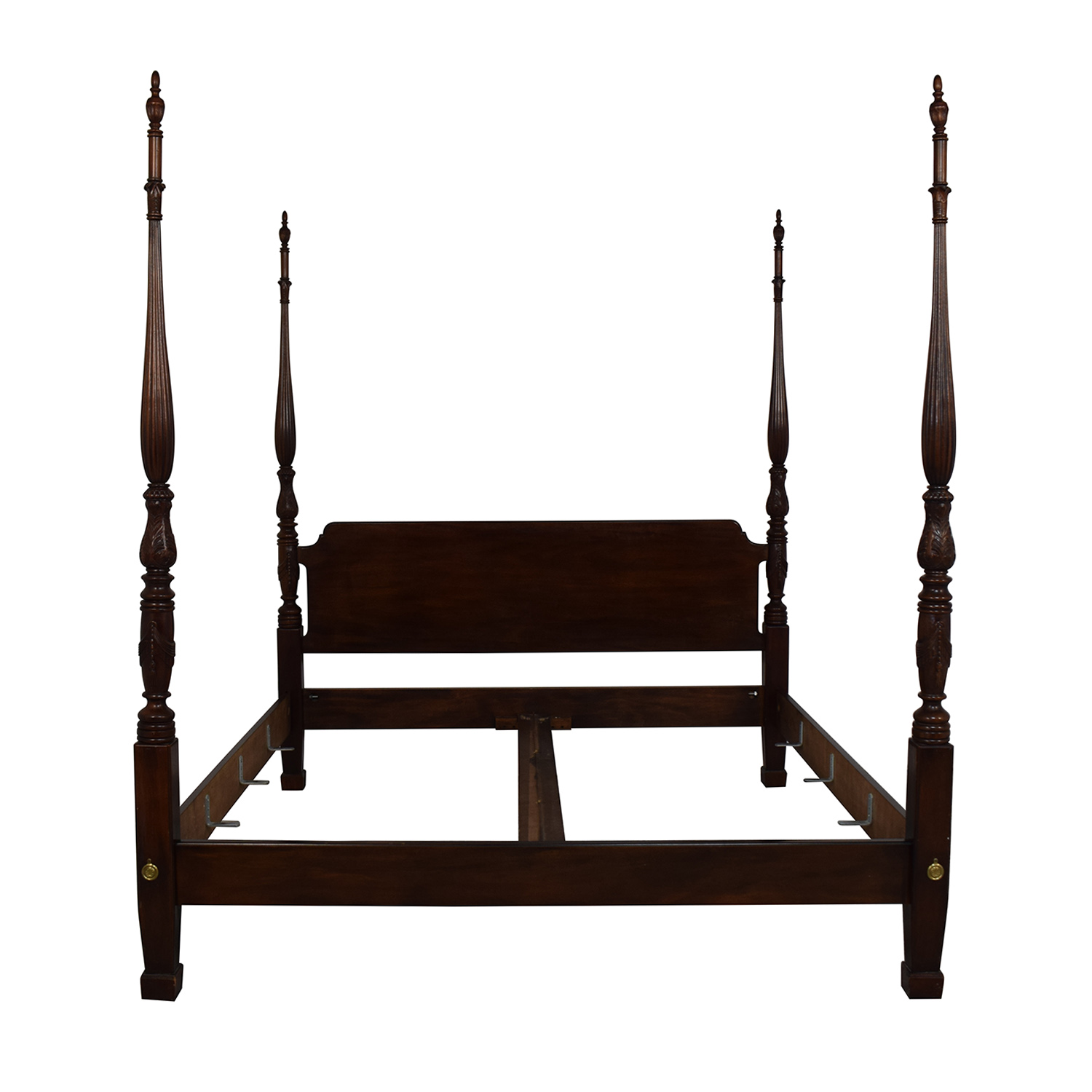 buy Henredon Furniture Henredon Furniture King Bed Frame online