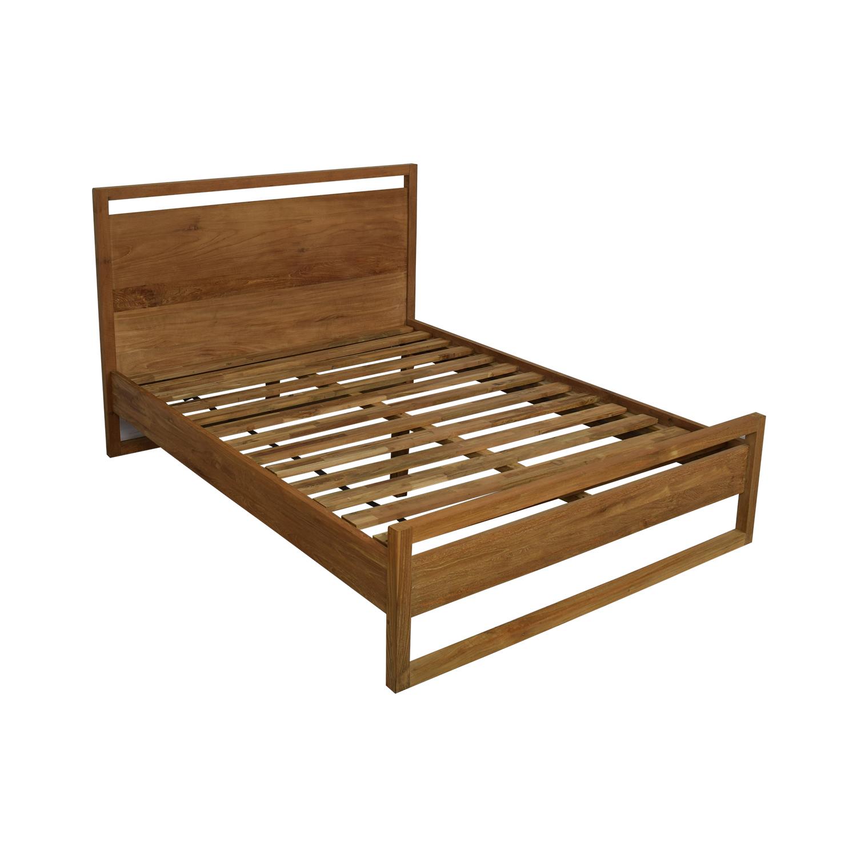 Henredon Furniture Henredon Furniture King Bed Frame Beds