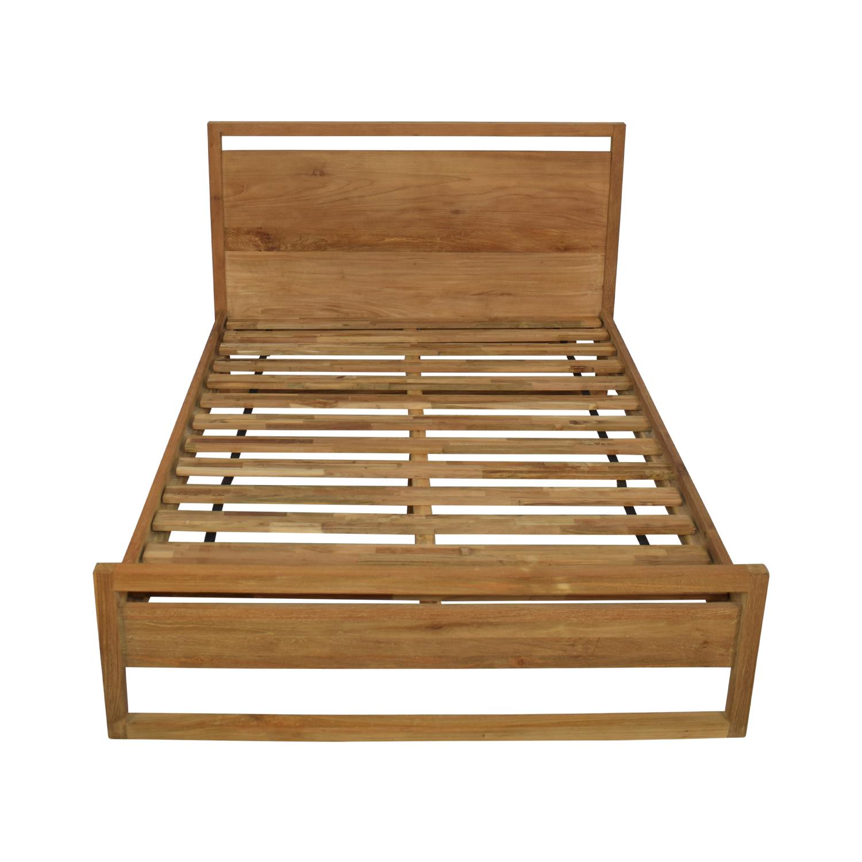 Henredon Furniture Henredon Furniture King Bed Frame nyc