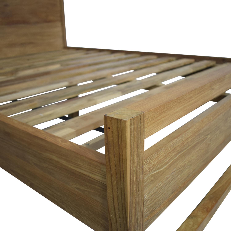 Henredon Furniture King Bed Frame / Bed Frames