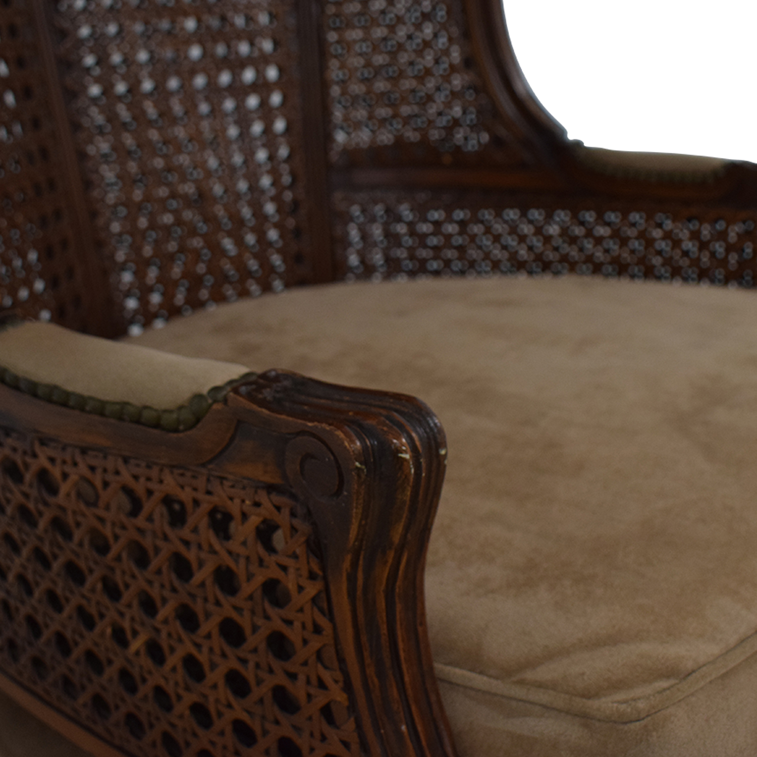 Canopy Cane Back Chair price