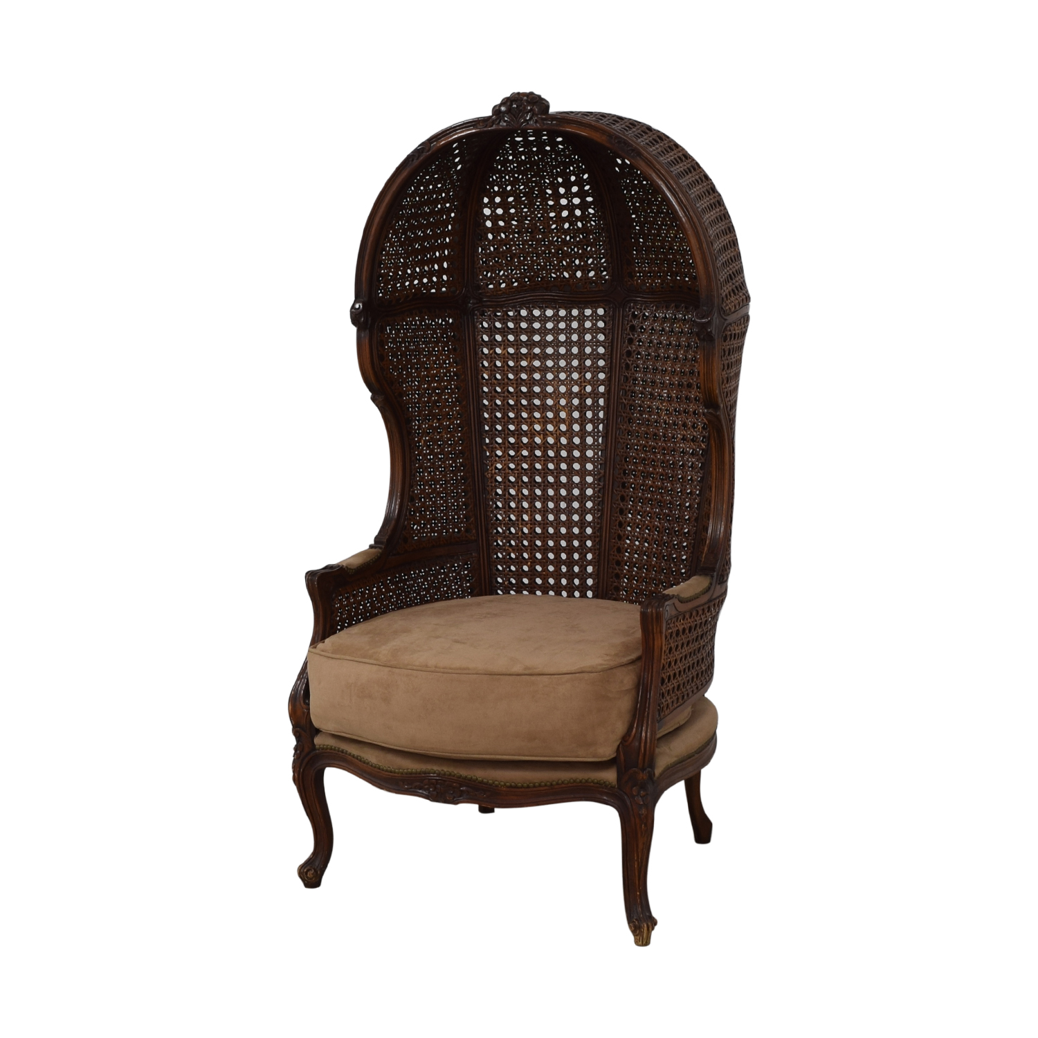 Canopy Cane Back Chair discount
