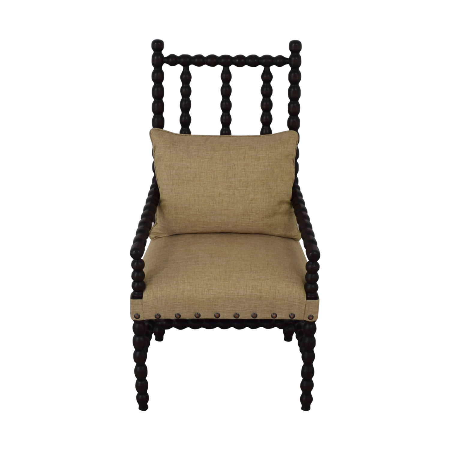 Horchow Horchow Bobbin Chair Accent Chairs