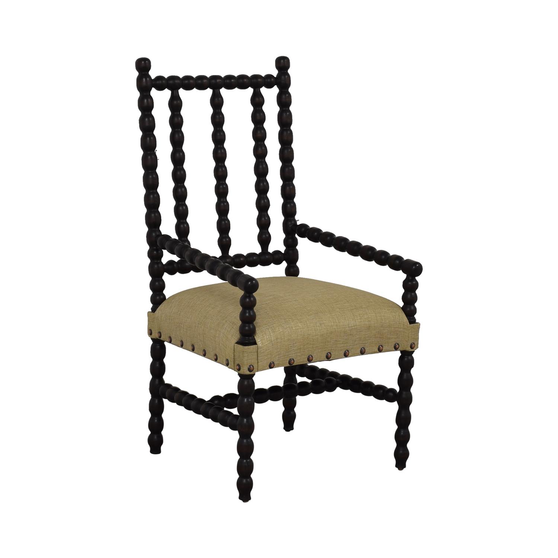 Horchow Horchow Bobbin Chair for sale