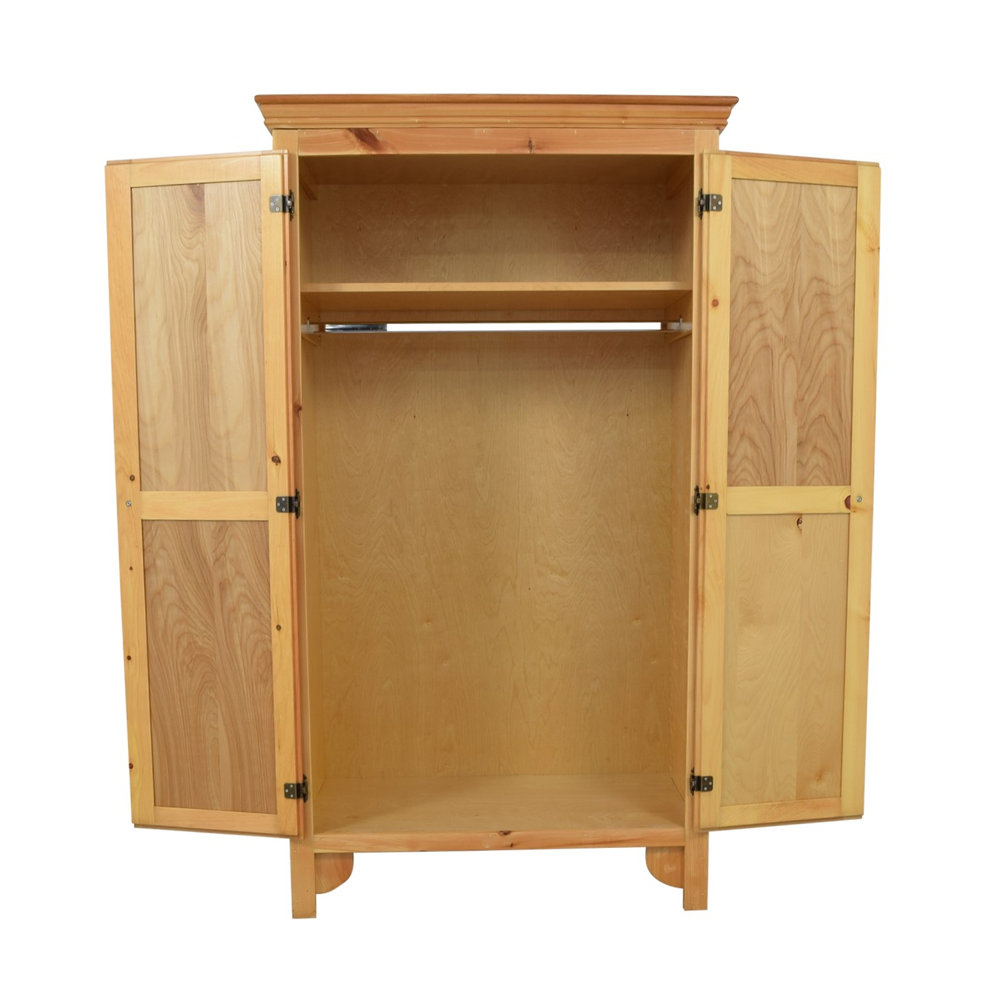 Gothic Cabinet Craft Gothic Cabinet Craft Pine Wardrobe discount