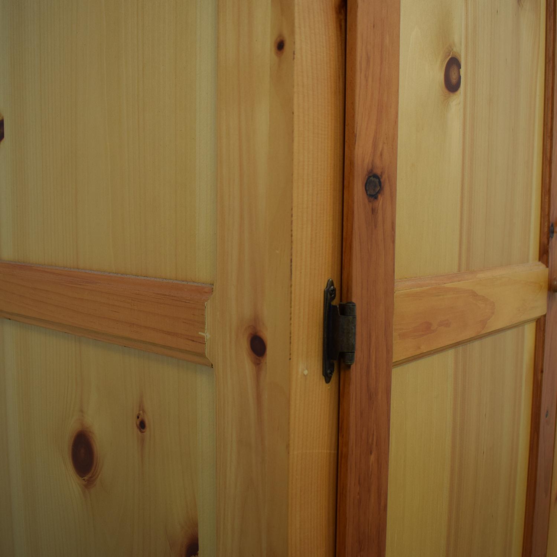 Gothic Cabinet Craft Gothic Cabinet Craft Pine Wardrobe Wardrobes & Armoires