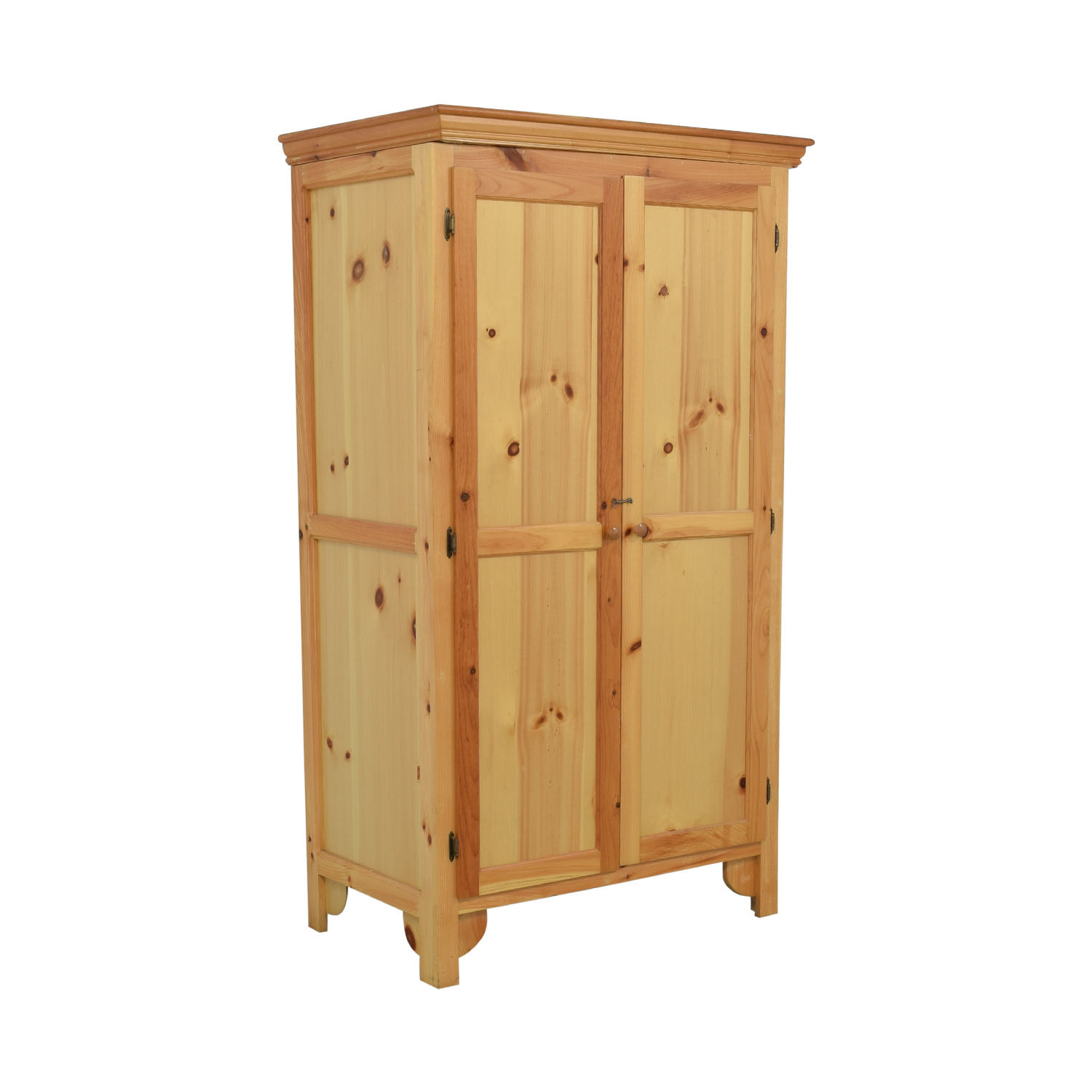 Gothic Cabinet Craft Pine Wardrobe sale