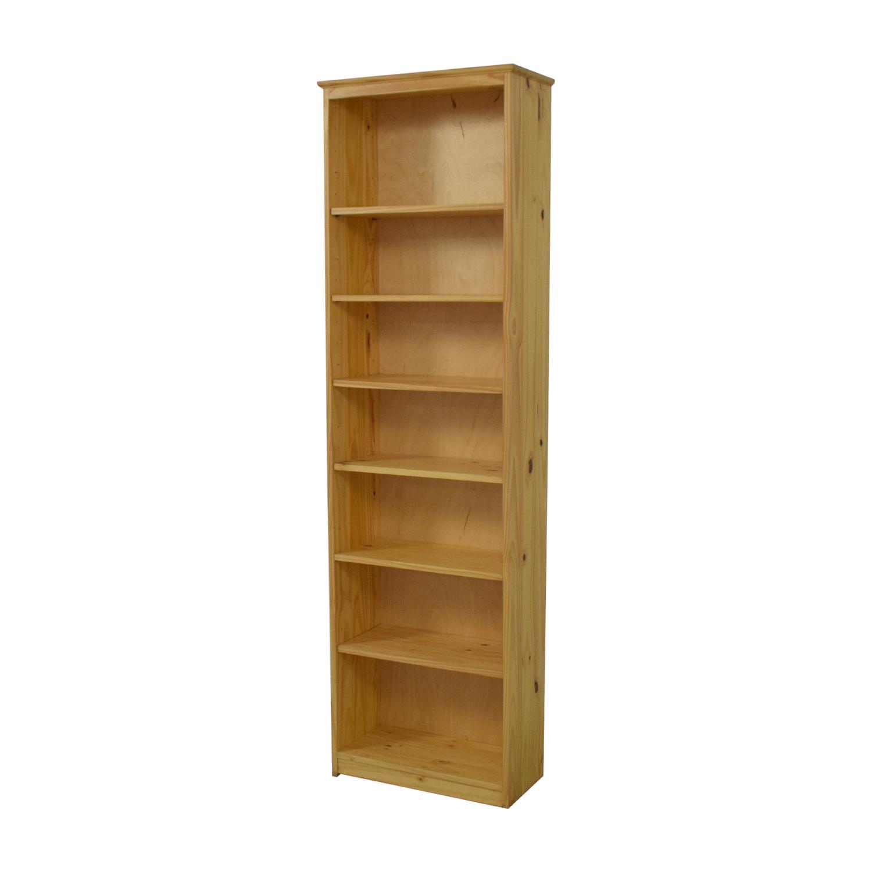 Gothic Cabinet Craft Gothic Cabinet Craft Two Foot Wide Bookcase discount