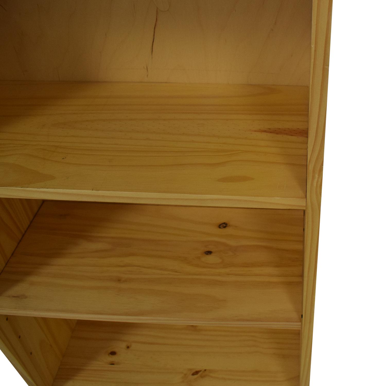 Gothic Cabinet Craft Gothic Cabinet Craft Two Foot Wide Bookcase for sale
