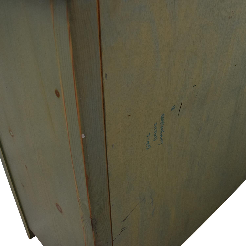 Gothic Cabinet Craft Gothic Cabinet Craft Green Distressed Dresser dimensions