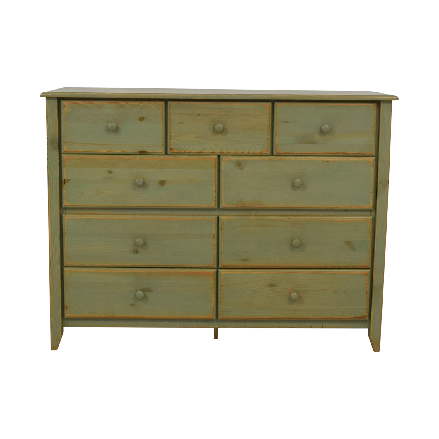 Gothic Cabinet Craft Gothic Cabinet Craft Green Distressed Dresser discount