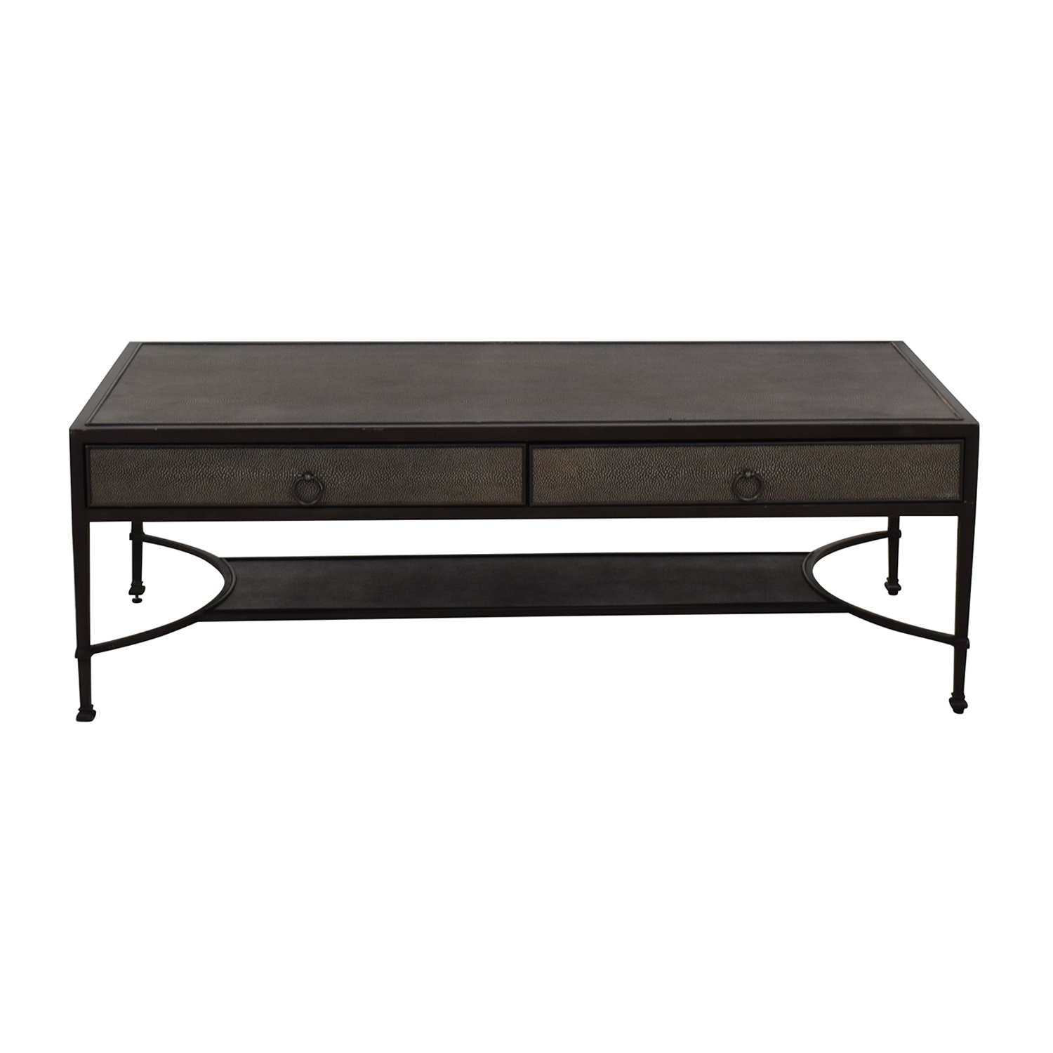 Restoration Hardware Restoration Hardware Coffee Table nj