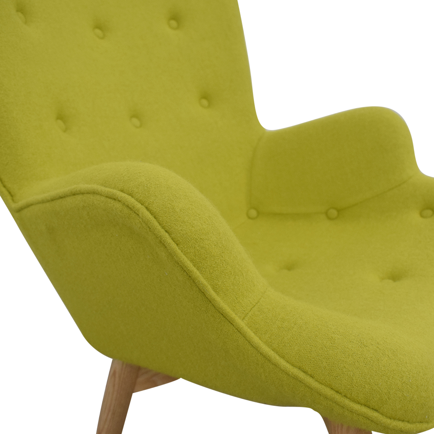 Kardiel Kardiel Contour Chair and Ottoman on sale