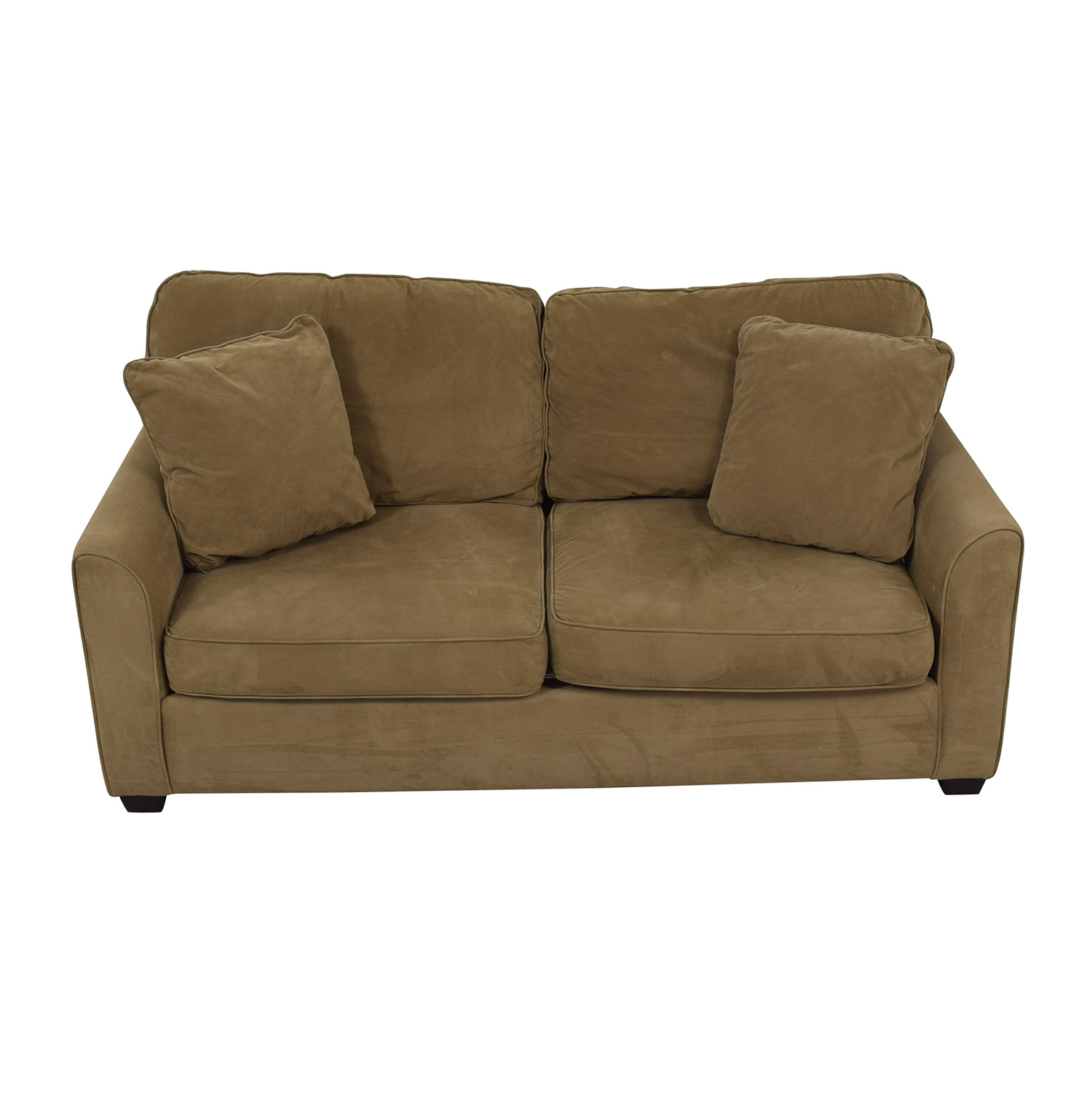 Admirable 82 Off Jc Penney Jc Penney Two Cushion Loveseat Sofas Beutiful Home Inspiration Ommitmahrainfo