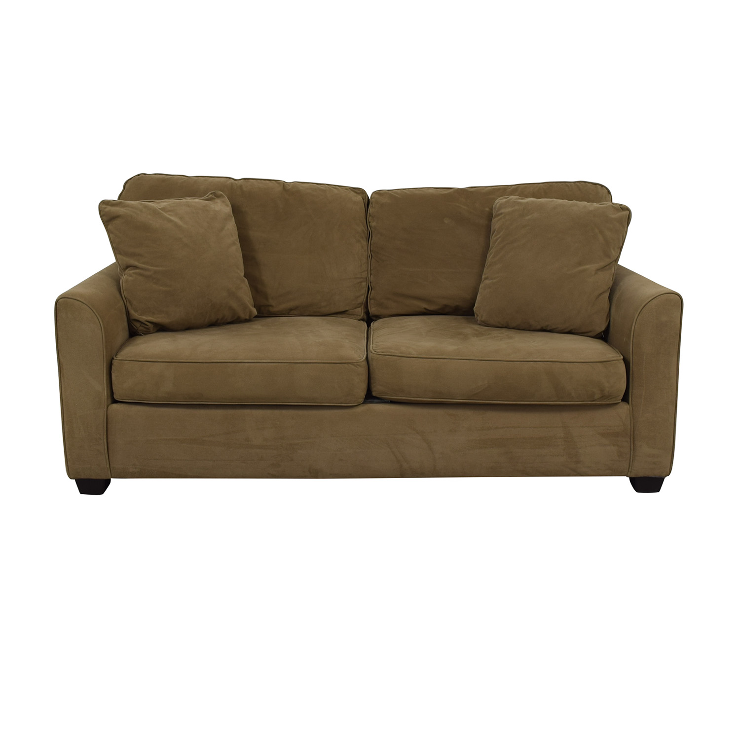 JC Penney JC Penney Two-Cushion Loveseat discount