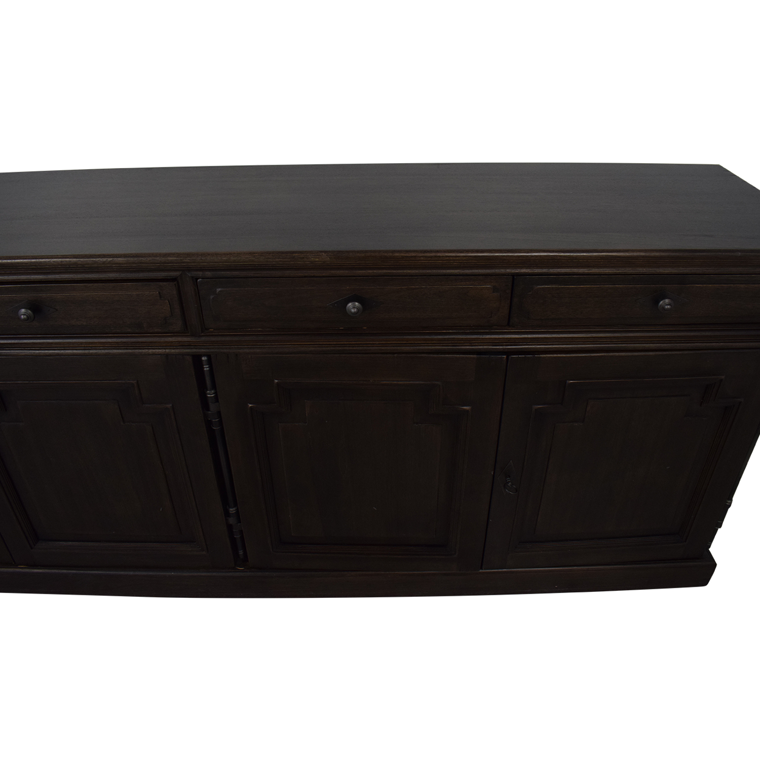 Restoration Hardware Restoration Hardware Montpellier Sideboard With Drawers Storage