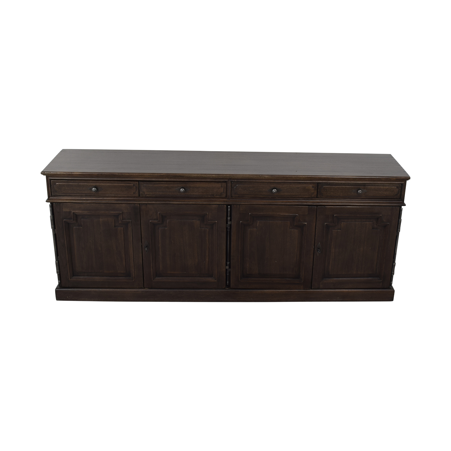 Restoration Hardware Restoration Hardware Montpellier Sideboard With Drawers dimensions
