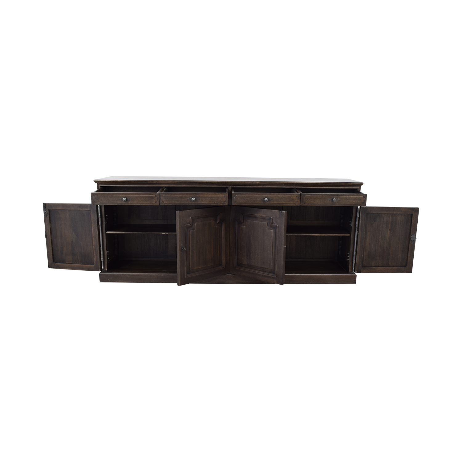 Restoration Hardware Montpellier Sideboard With Drawers / Cabinets & Sideboards