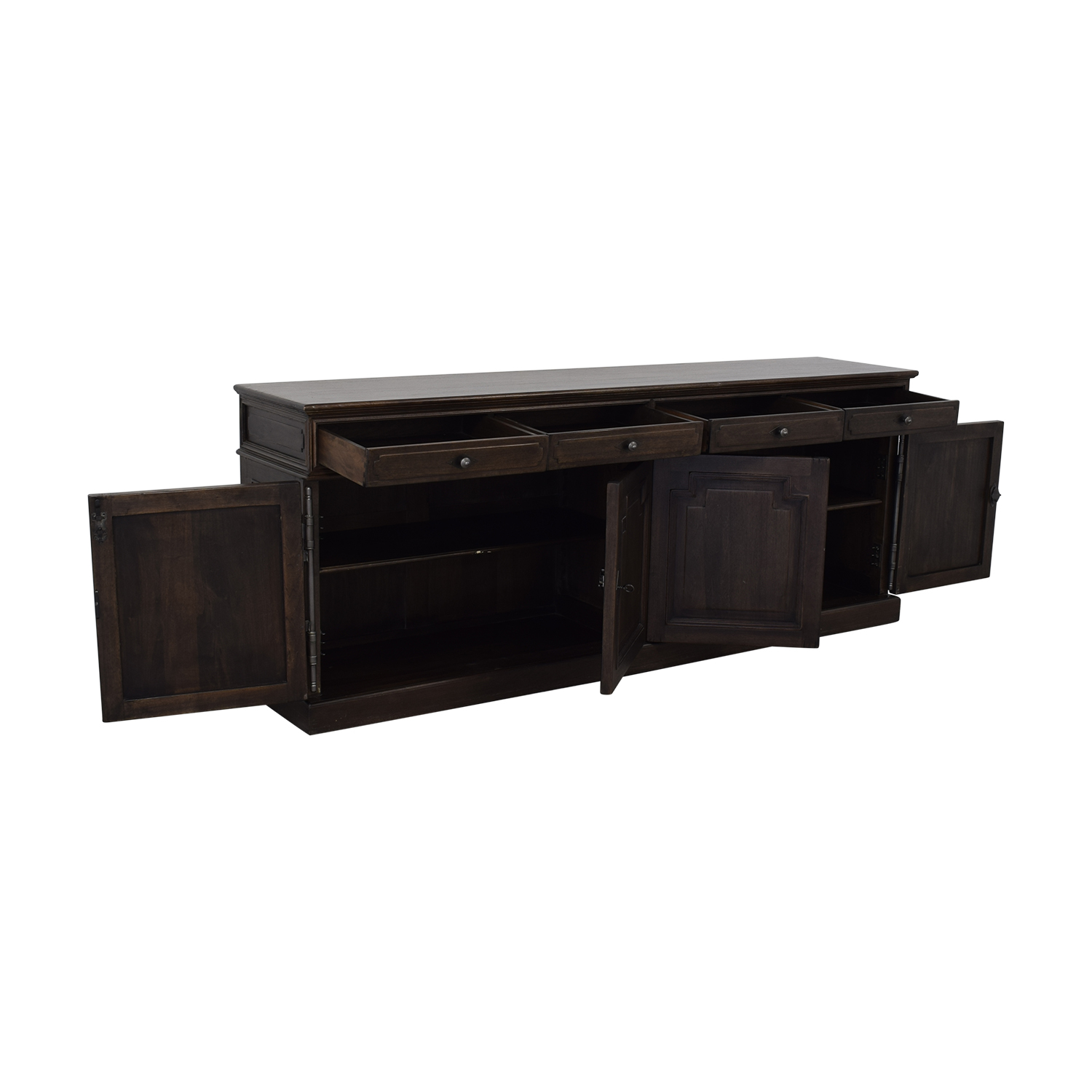 Restoration Hardware Restoration Hardware Montpellier Sideboard With Drawers discount