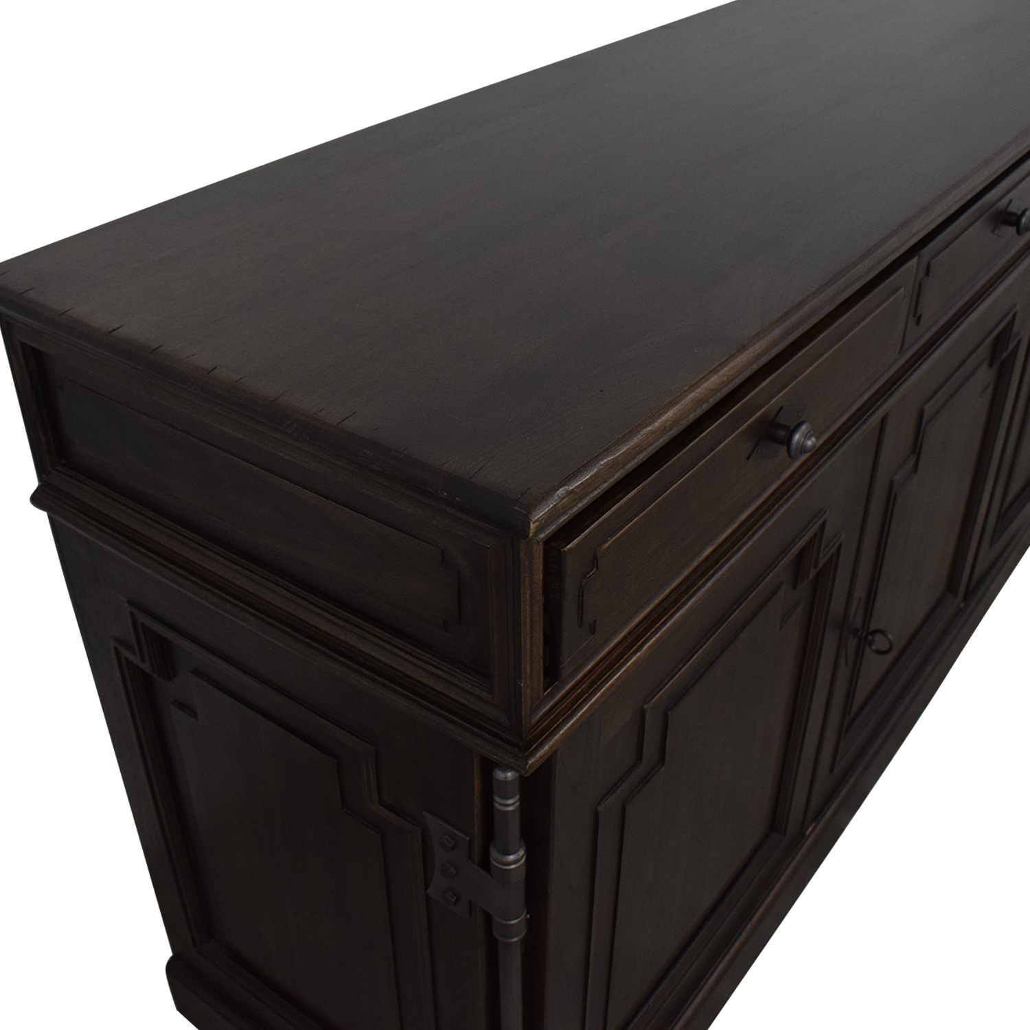 shop Restoration Hardware Restoration Hardware Montpellier Sideboard With Drawers online