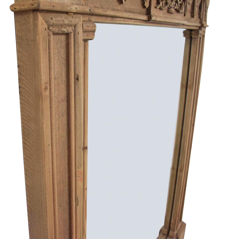 Restoration Hardware Restoration Hardware Decorative Mirror Mirrors