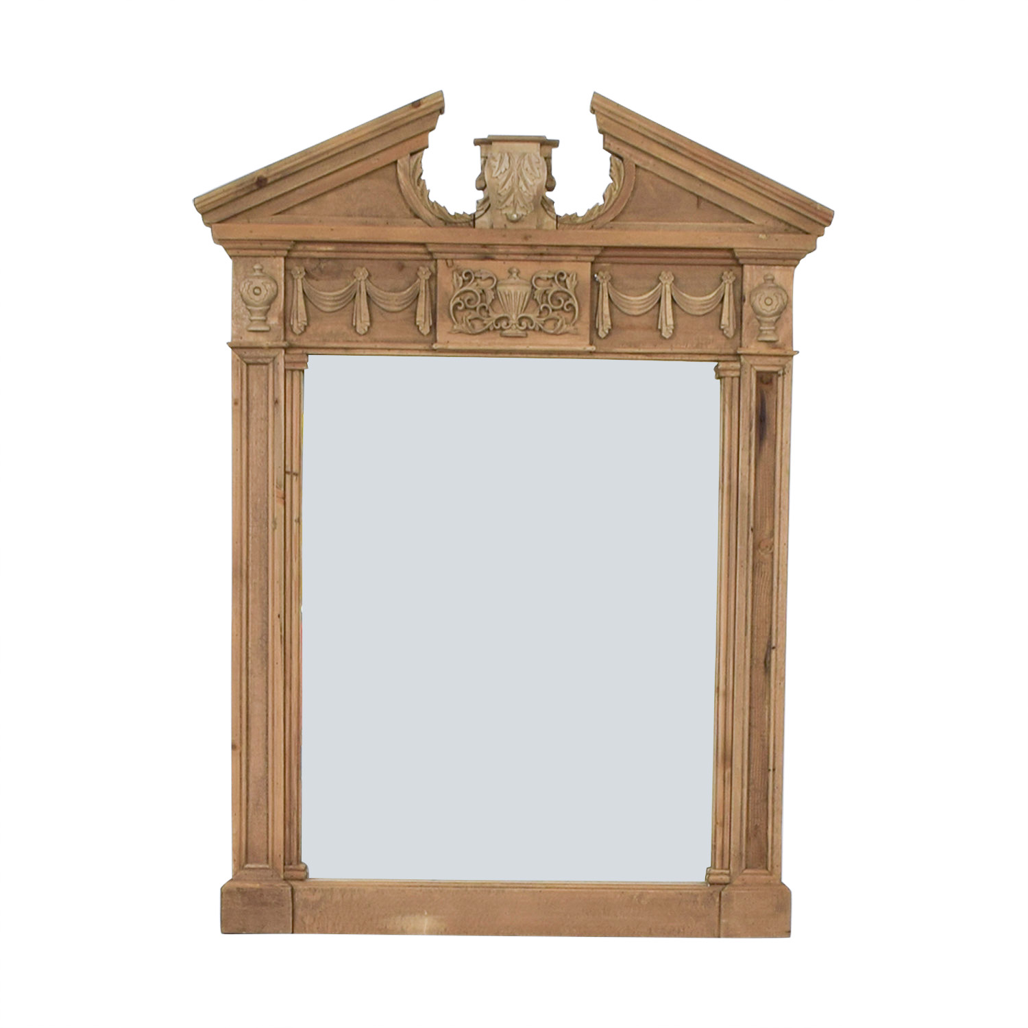 Restoration Hardware Decorative Mirror Restoration Hardware