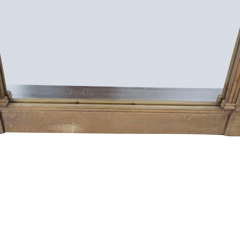 Restoration Hardware Decorative Mirror Restoration Hardware