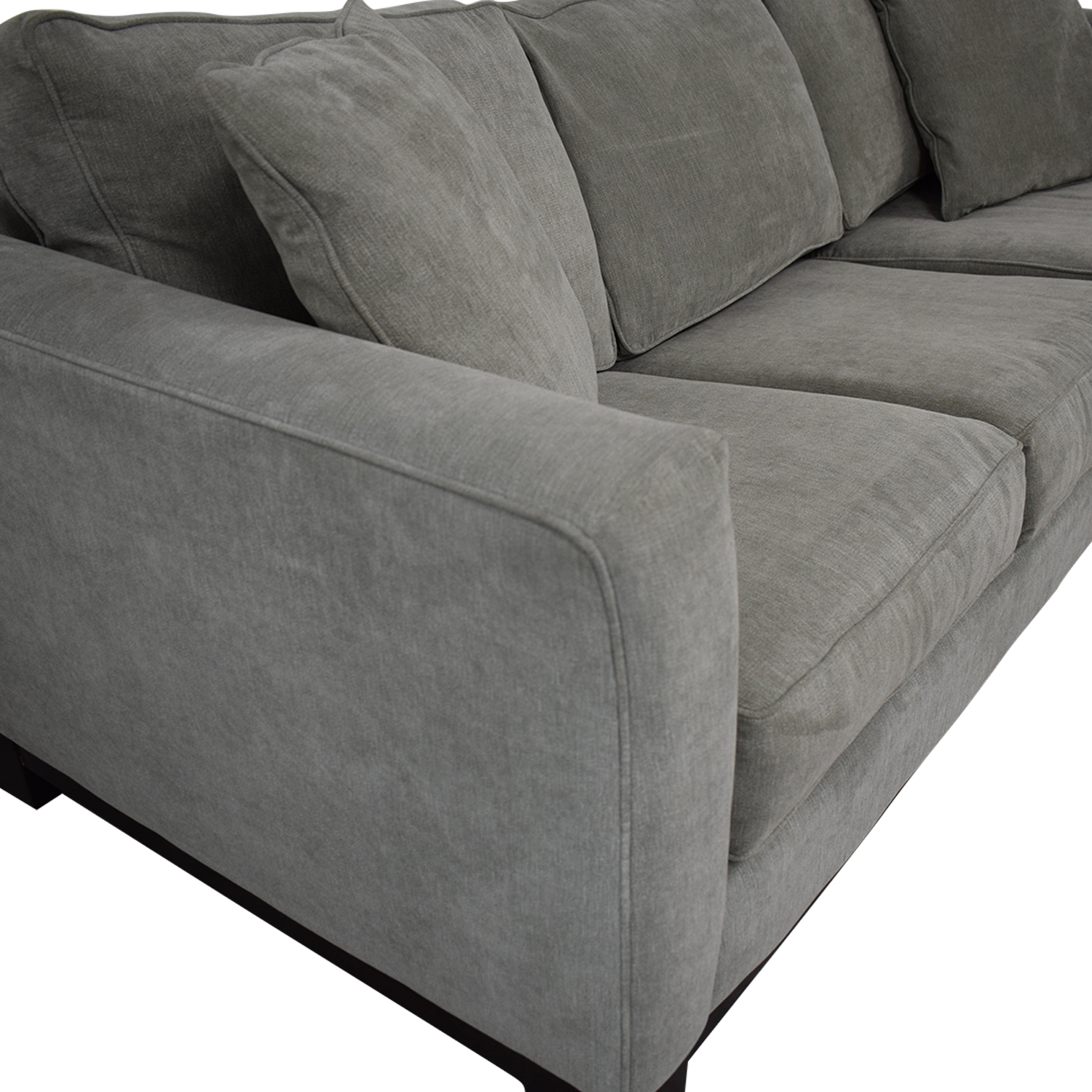 Macy's Macy's Queen Sleeper Sofa dimensions