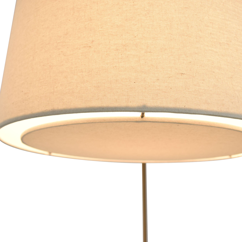 buy CB2 Big Dipper Brass Arc Lamp CB2 Decor