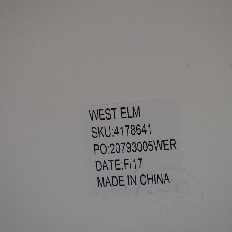 buy West Elm Cube C-Side Tables West Elm Tables