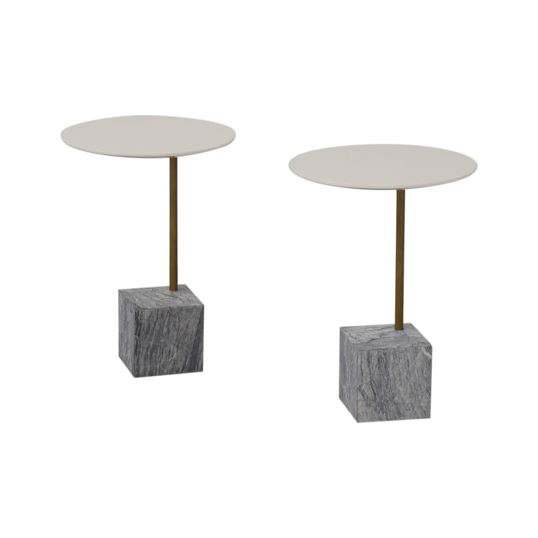 buy West Elm West Elm Cube C-Side Tables online
