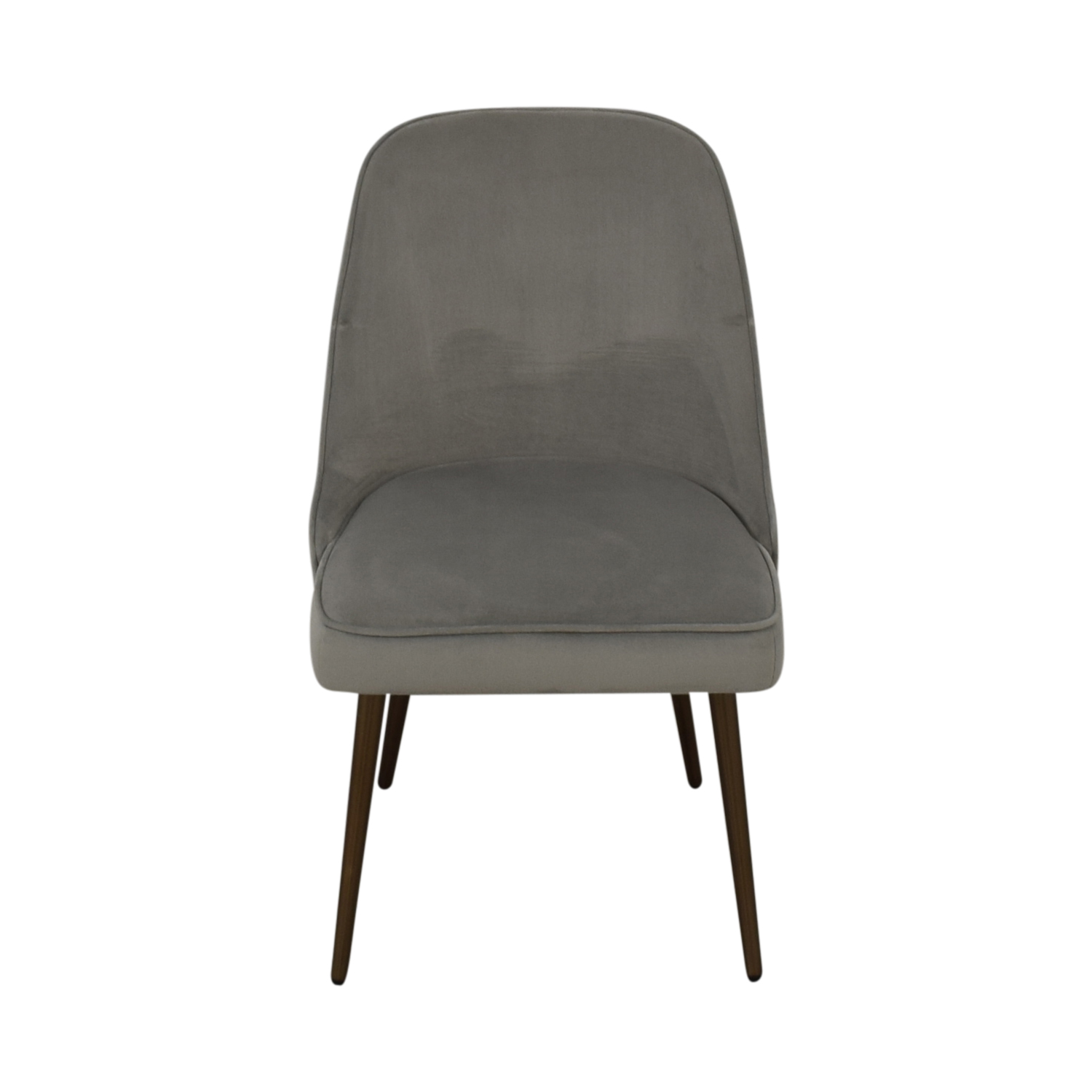 shop West Elm Mid-Century Dining Chair West Elm Chairs