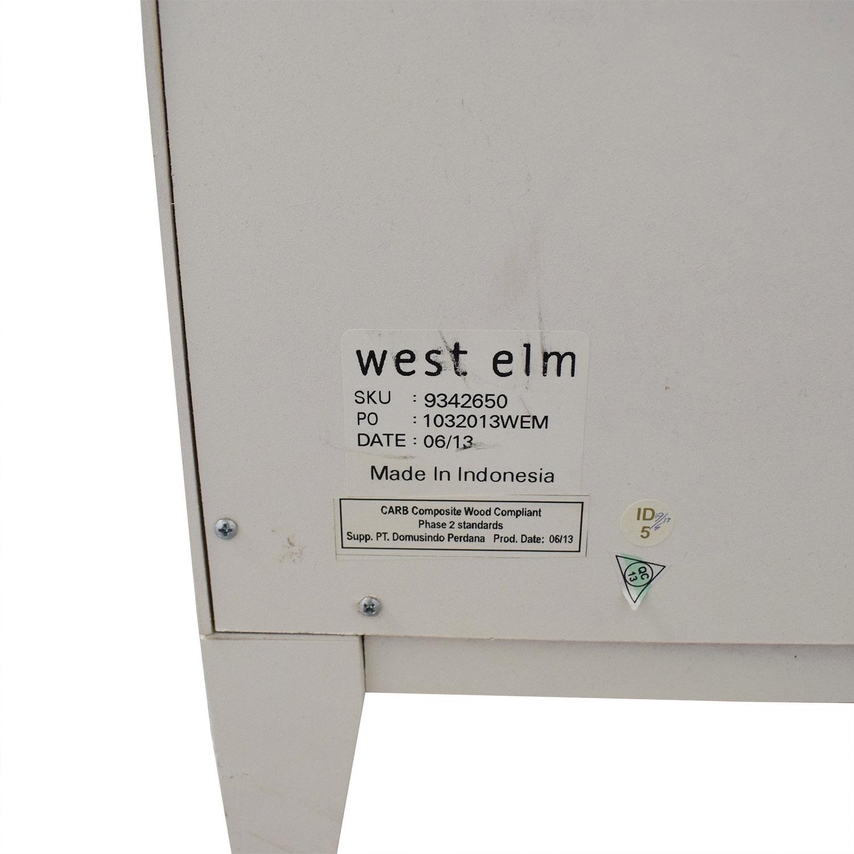 West Elm West Elm Niche Four Drawer Dresser second hand